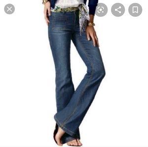 Cabi Farrah flare jeans sz 6